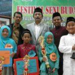 SD Muhammadiyah (Plus) Borong Piala di Ajang Festival Seni Budaya Islam Jawa Tengah