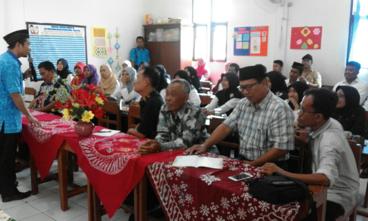 Alhamdulillah SD Muhammadiyah (Plus) Setiap Hari Berkah