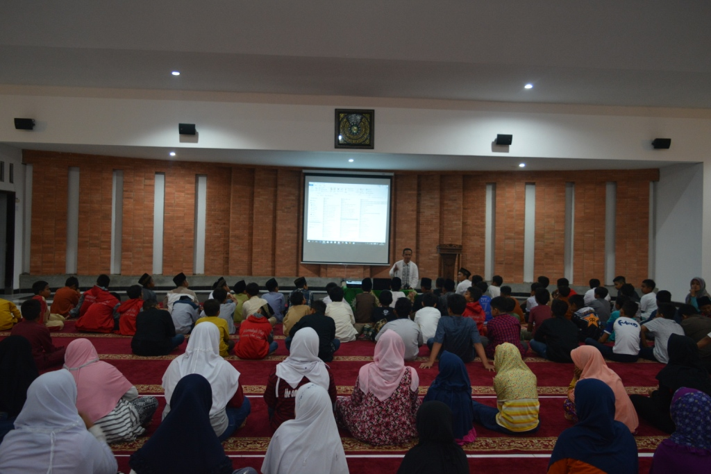 Siapkan Generasi Cinta Qur'an, SD Muhammadiyah Adakan Daarut Taqwa Camp