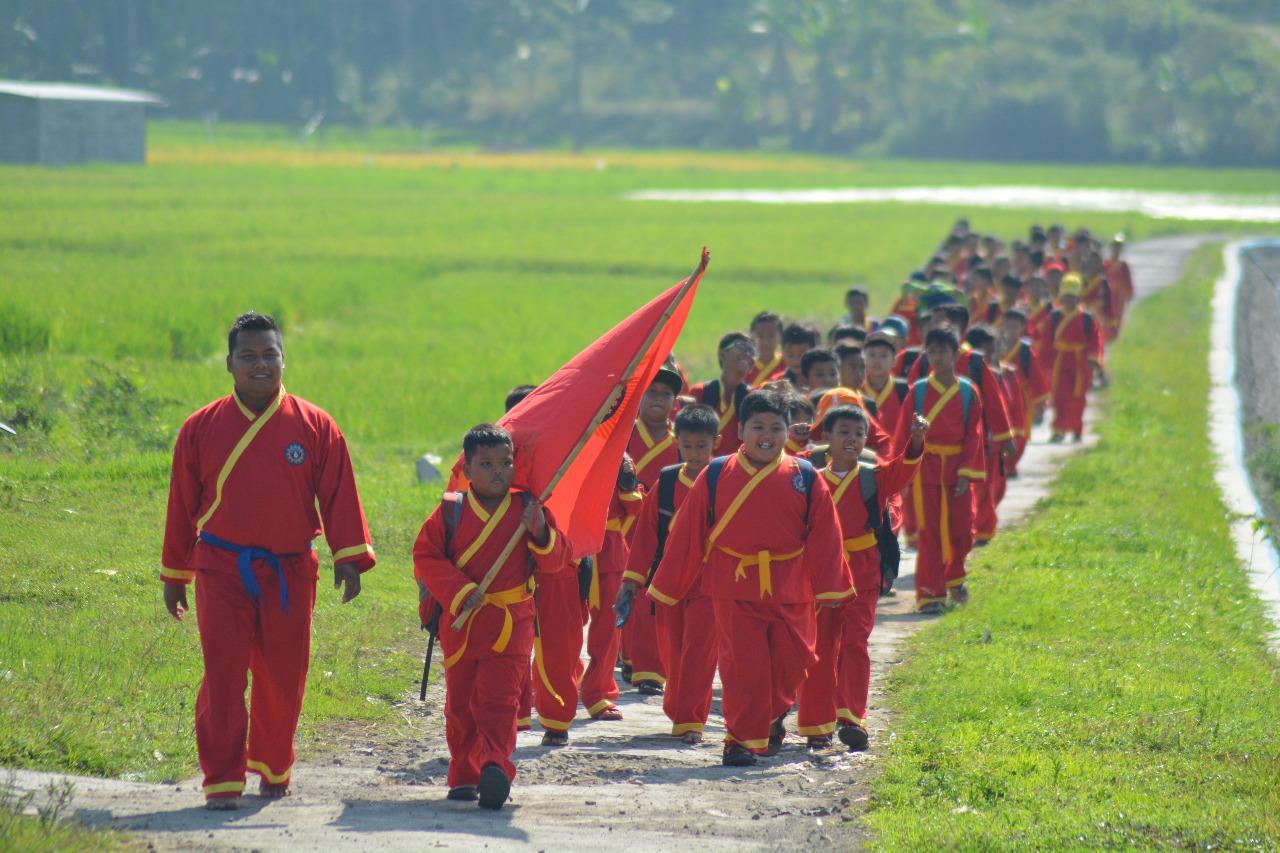 Kelas IV Long March Ke Senjoyo