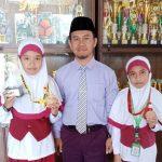 Siswa SD Muhammadiyah Plus Salatiga The Best Medal