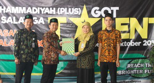 SD Muhammadiyah Plus Lepas Mahasiswa PPL