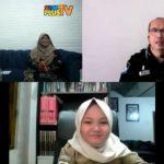 Guest Teacher SD Muhammadiyah Plus Salatiga Bersama Polisi Australia