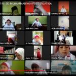 PERINGATI HARI KEMERDEKAAN INDONESIA, SD MUHAMMADIYAH PLUS SALATIGA LAKSANAKAN UPACARA BENDERA VIRTUAL